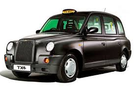 5 Seater Iconic Taxi